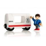 BRIO 33509 Wagon z pasażerem