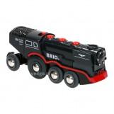 BRIO 33251 Czarna lokomotywa na baterię