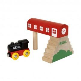 BRIO 33615 Nadziemna stacja kolejowa