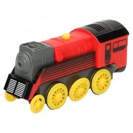 Towarowa lokomotywa na baterię