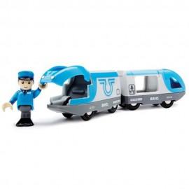 BRIO 33506 Pociąg osobowy na baterię z maszynistą