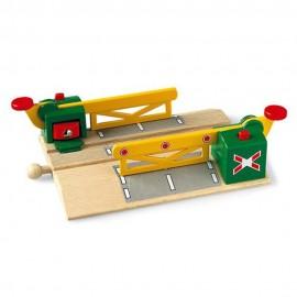 BRIO 33750 Magnetyczny przejazd kolejowy