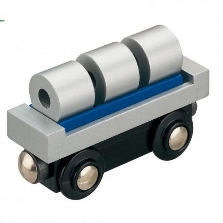 Wagon z rurami