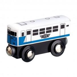 Nowoczesny wagon osobowy