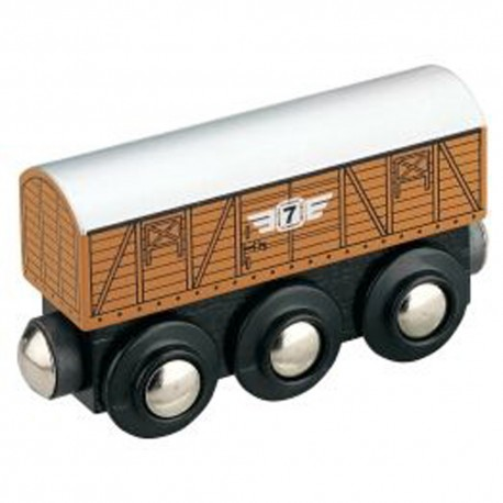 Wagon towarowy kryty