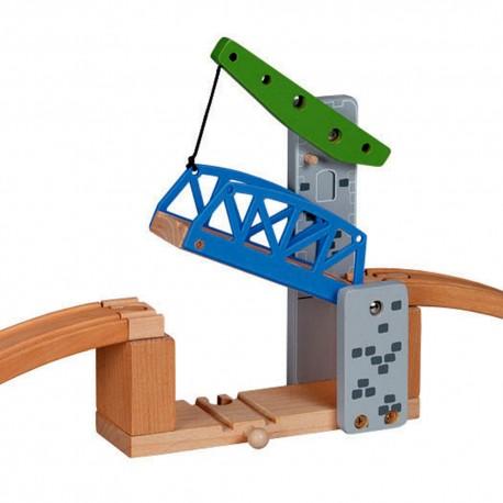 Most zwodzony (pojedynczy)