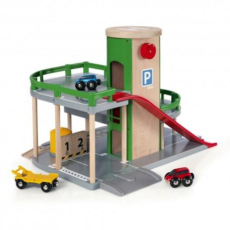 BRIO 33204 Piętrowy parking