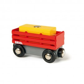 BRIO 33565 Wagon z sianem