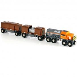 BRIO 33567 Pociąg kontenerowy