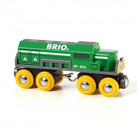 BRIO 33731 Tramwaj z pasażerem