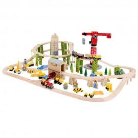 Zestaw - Plac budowy (116 elem.)