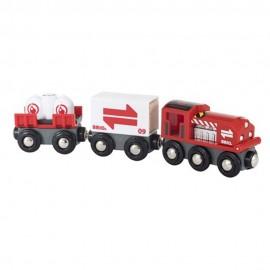 BRIO 33888 Pociąg towarowy