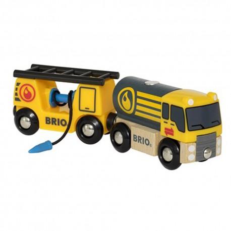 BRIO 33907 Cysterna z przyczepą