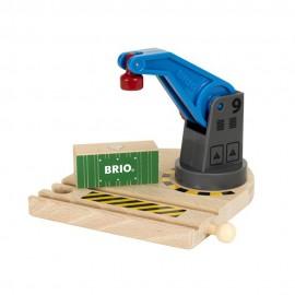 BRIO 33866 Mały dźwig magnetyczny