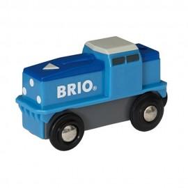 BRIO 33130 Lokomotywa CARGO na baterię