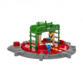 BRIO 33476 Mechaniczna obrotnica przemysłowa