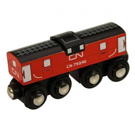 CN Wagon służbowy